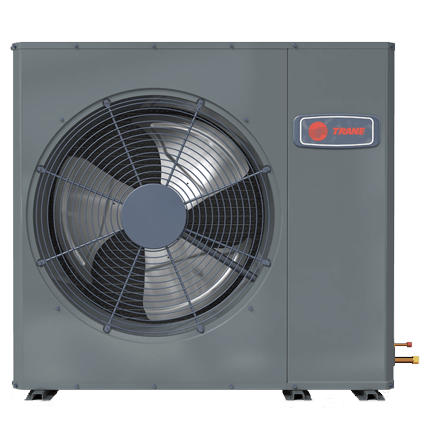 Trane XV19 variable speed heat pump.