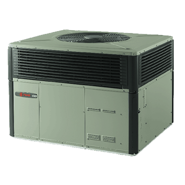 Trane packaged systems.